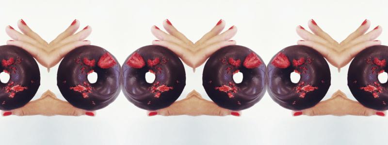 Nodo donuts, Instagram Layout App